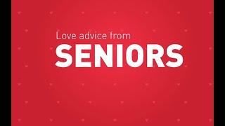 Love advice from Saskatchewan seniors