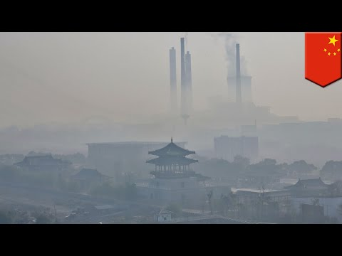 China's air quality is deteriorating as winter approaches - TomoNews
