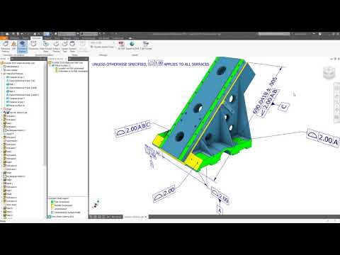 Inventor 2019 What's New: MBD Enhancements
