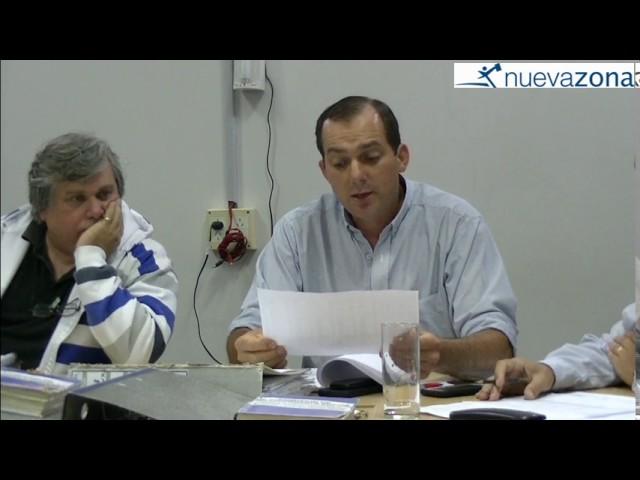 Polémica por el sueldo del Intendente. El Vice Luis Pérez evacuó dudas sobre el tema