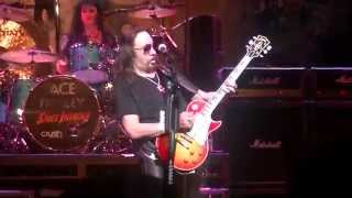 "Ace Frehley - ""Rocket Ride"" Live In Durham, NC (Carolina Theatre 11/17/14)"
