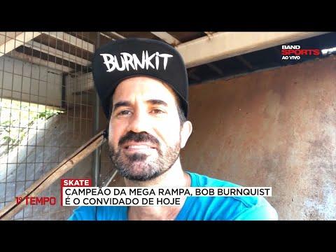 BOB BURNQUIST EXPLICA MODELO DE AVALIAÇÃO DA MEGA RAMPA   PRIMEIRO TEMPO