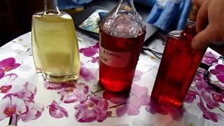 Мягкие напитки из самогона даже водка .