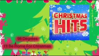 Various - 98 Degrees - I'll Be Home For Christmas