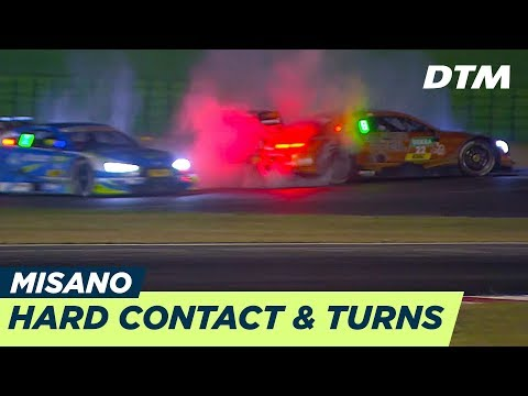 Rough Night for Paffett, Auer & Co. - DTM Misano 2018