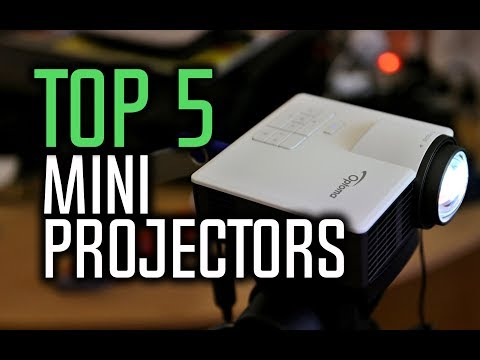 Best Mini Projectors in 2018 – Which Is The Best Mini Projector?