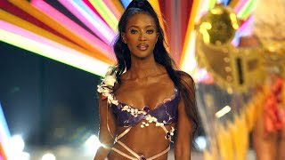 Black Fashion Models At The Victoria's Secret Fashion Shows 2001-2003