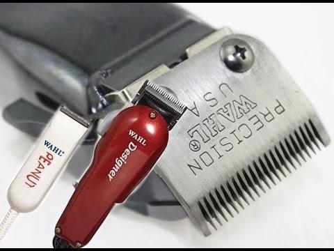 Como limpiar y ajustar la maquina de Corte de Cabello