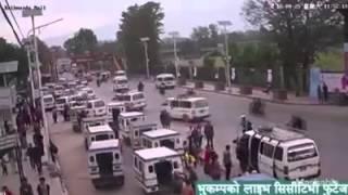 Gempa Bumi Nepal 25 April 2015  Sangat Mengerikan