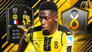 FIFA 17: OTW F8TAL GERMANY #1 ⛔️ DEMBELE RASIERT 🔥