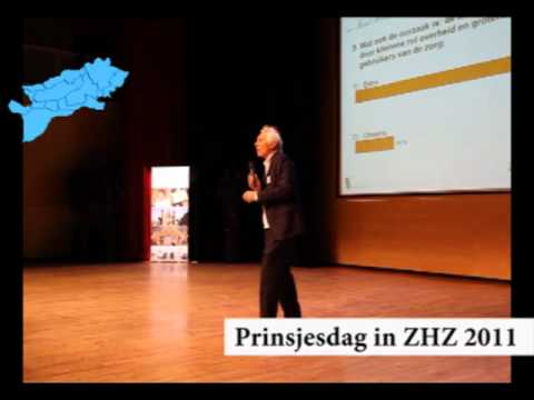 Prinsjesdag in ZHZ 2011: lezing Ivan Wolffers