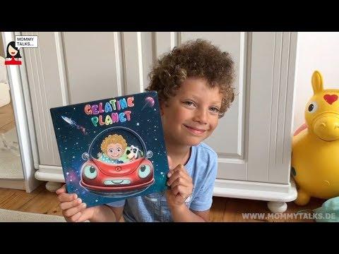 Personalisierte Kinderbücher von Mumablue Bewertung Video