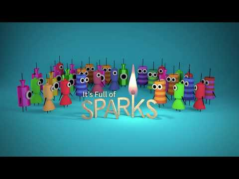 Vídeo do It's Full of Sparks