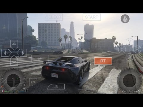 Video GTA 5 V - Liquid Sky - PC Gaming on Android phone 1440p60 HD