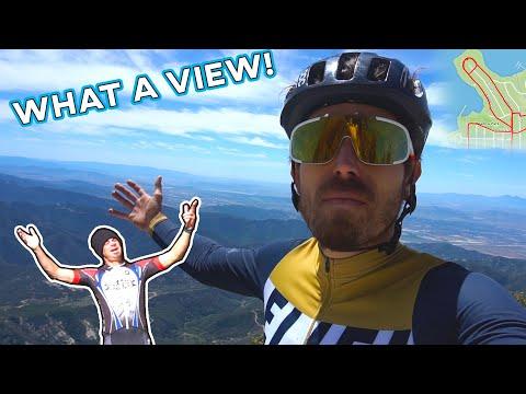 Best View In Southern California? (A VeloGuide Tour of Keller Peak w/ Jasper Verkuijl)