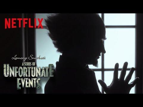 Video trailer för A Series of Unfortunate Events | Teaser: Meet Count Olaf [HD] | Netflix