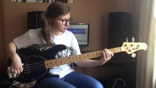 Gambar cover Tom Misch - Disco Yes (Bass Cover)