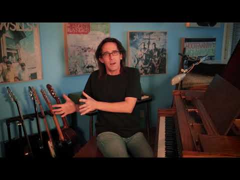 The Parts of a Song - Lesson #2 (Ralph Covert's Online Songwriting Course)