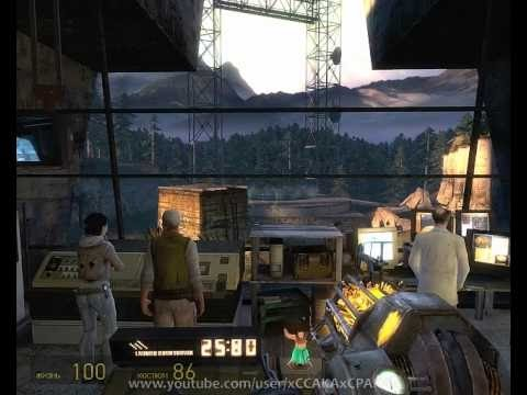 Half-Life 2: Episode Two прохождение - Главы 6 и 7 - [2/2] EDITED