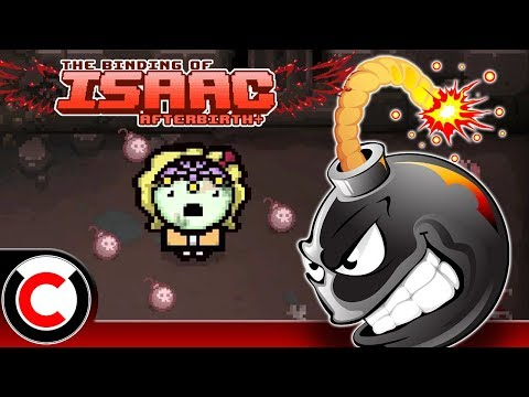 The Binding of Isaac Afterbirth+: Bomberchild - Ultra Creepy