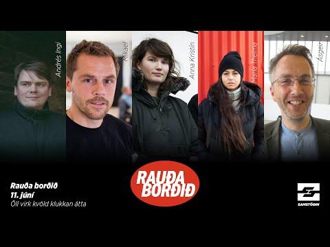 Rauða borðið: Kjaradeila hjúkrunarfræðinga, kvennakúgun og rasismi