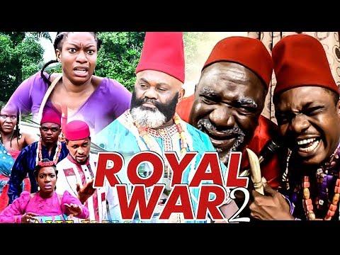 ROYAL WAR 2 (KEN ERICS) - NIGERIAN NOLLYWOOD MOVIES