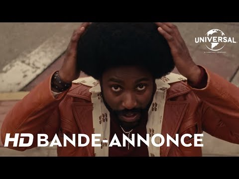BlacKkKlansman : j'ai infiltré le Ku Klux Klan, Universal Pictures International France