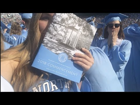 UNC Class Of 2018 || Carolina Graduation