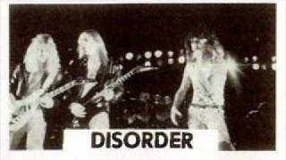 Disorder - Fighting For Life (1989)