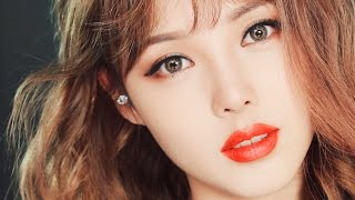 Instagram Makeup - Paris Red Lip Makeup (With subs) 인스타 메이크업 - 파리 레드 립 메이크업