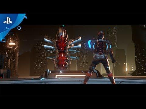 Видео № 1 из игры Matterfall [PS4]