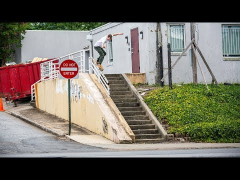 Nike SB | Grant Taylor | Bruised Peach