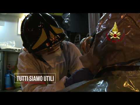 Preview video Video istituzionale dei Vigili del Fuoco