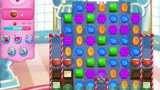 Candy Crush Saga Level 3837 NO BOOSTERS