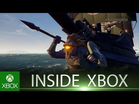 Halo Comes to Sea of Thieves - E3 2019