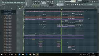 Avicii   Ain't A Thing Ft. Bonn (FL Studio Remake)