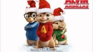 Santa Claus Is Coming To Town justin bieber alvin y las ardillas