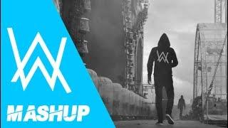 Martin Garrix & Brooks X Alan Walker - Faded Byte (New Beat Order Mashup)