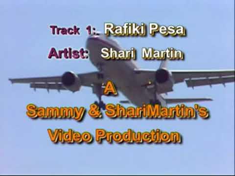 SHARI MARTIN_RAFIKI PESA (OFFICIAL VIDEO()skiza tune _7750287)