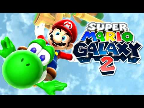SMG2 Hightail Falls Galaxy Music Extended Mp3