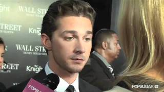 Selena Gomez Reveals Her Shia LaBeouf Crush!