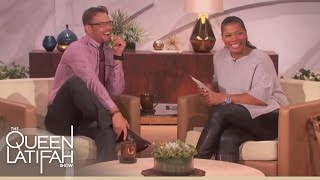 Kellan Lutz Says Dont Hate It Till You Try It | The Queen Latifah Show