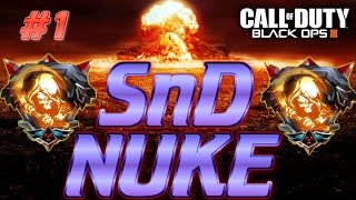 Road to SnD NUCLEAR! ( Response to ImMarksman ) Bo3 SnD