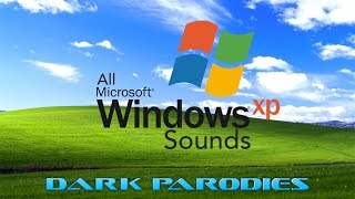 All Windows XP Sounds