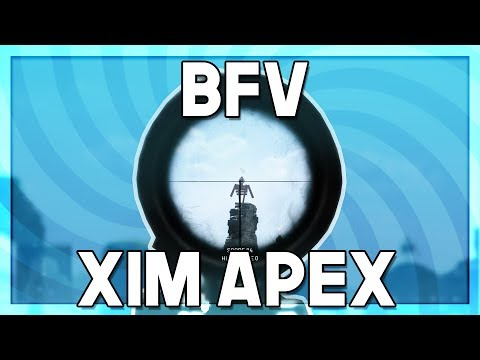 Battlefield 5 XIM APEX CONFIGURATION!!! - смотреть онлайн на
