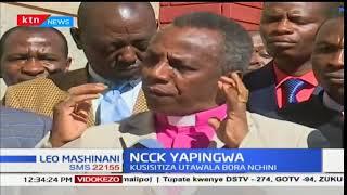 Viongozi Nyeri wapiga mapendekezo ya NCCK ya mabadiliko kwenye katiba