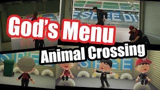 God's Menu by Stray Kids in Animal Crossing