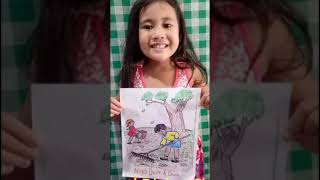 KINDER COLORING CONTEST 2020
