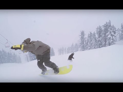 Nitro Quiver 2018 Treehugger Snowboard Review