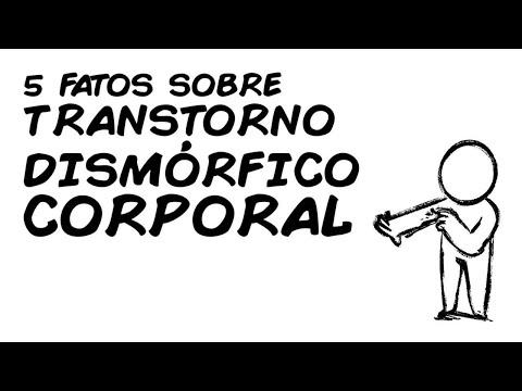 5 FATOS SOBRE TRANSTORNO DISMÓRFICO CORPORAL